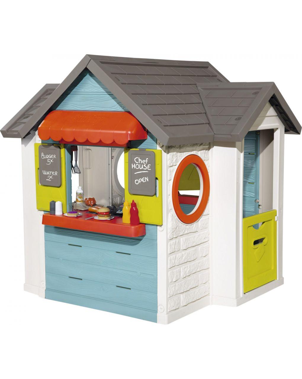 Smoby - casa chef house - Smoby