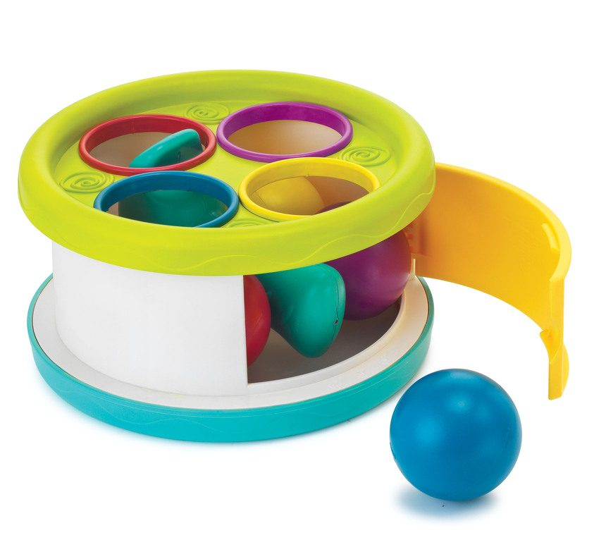Bkids - tambor com bolas - B-kids