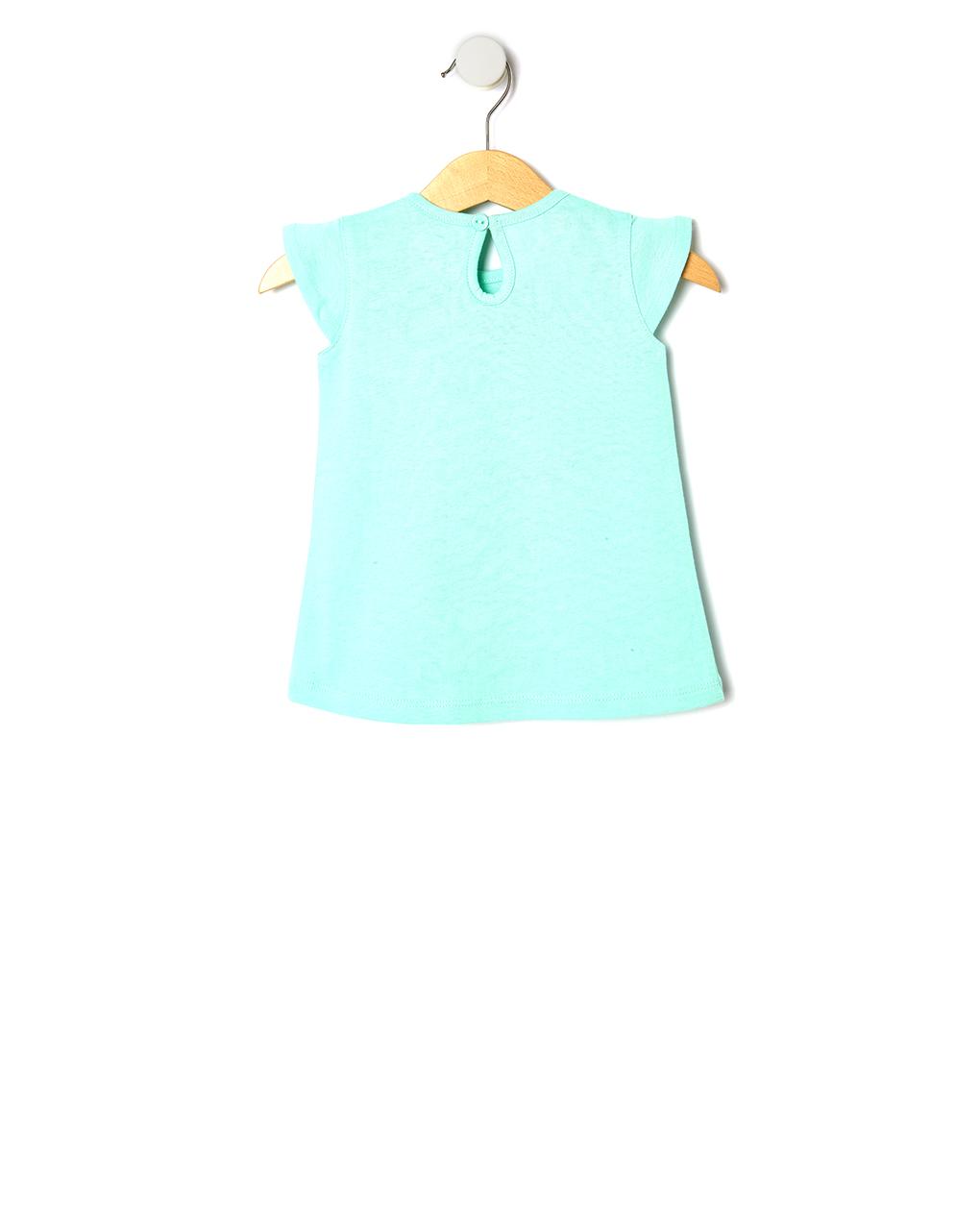 Camiseta de manga curta com estampa - Prénatal