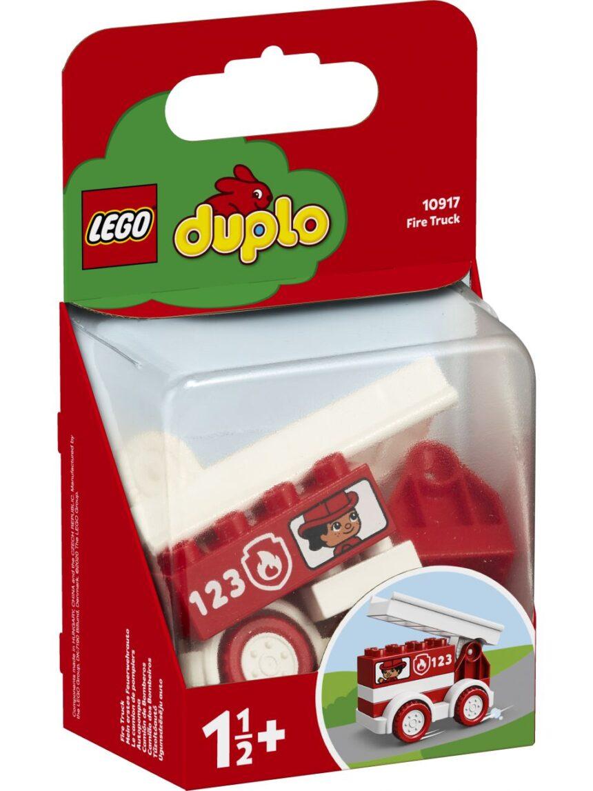 Duplo - autopompa - 10917 - LEGO Duplo