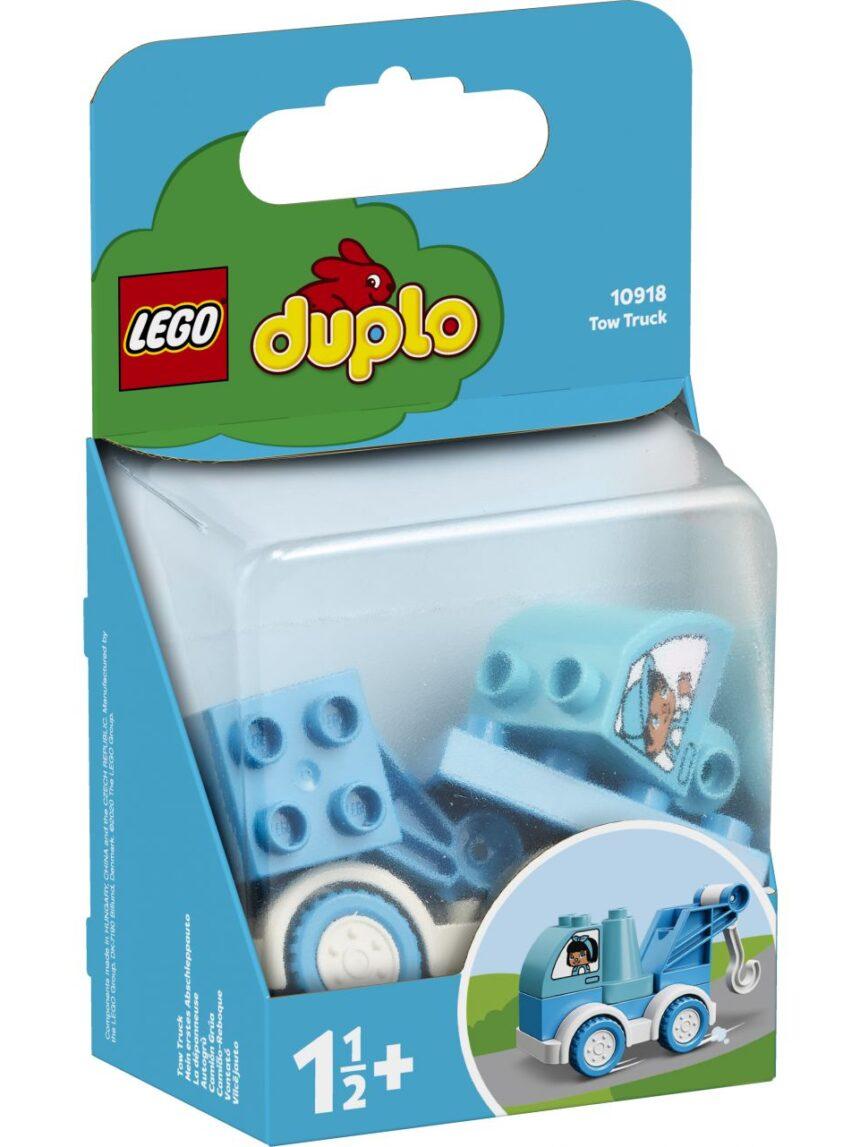 Duplo - autogrù - 10918 - LEGO Duplo