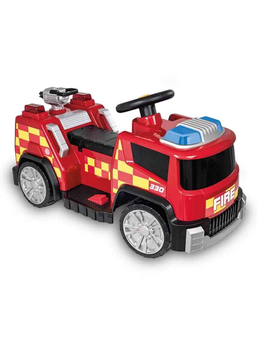 Sol e esporte - viatura de bombeiros cavalgável - Sun&Sport