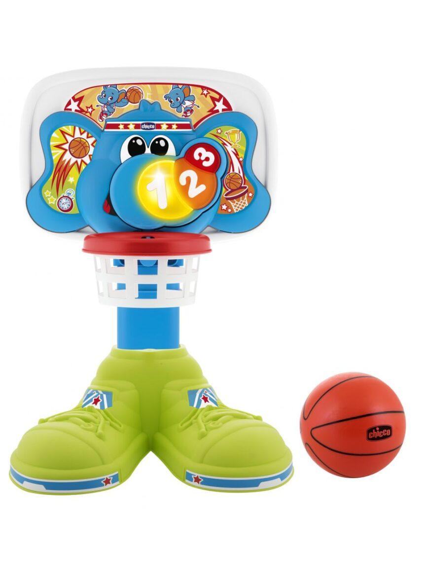Chicco - jogo de esportes da liga de basquete - Chicco