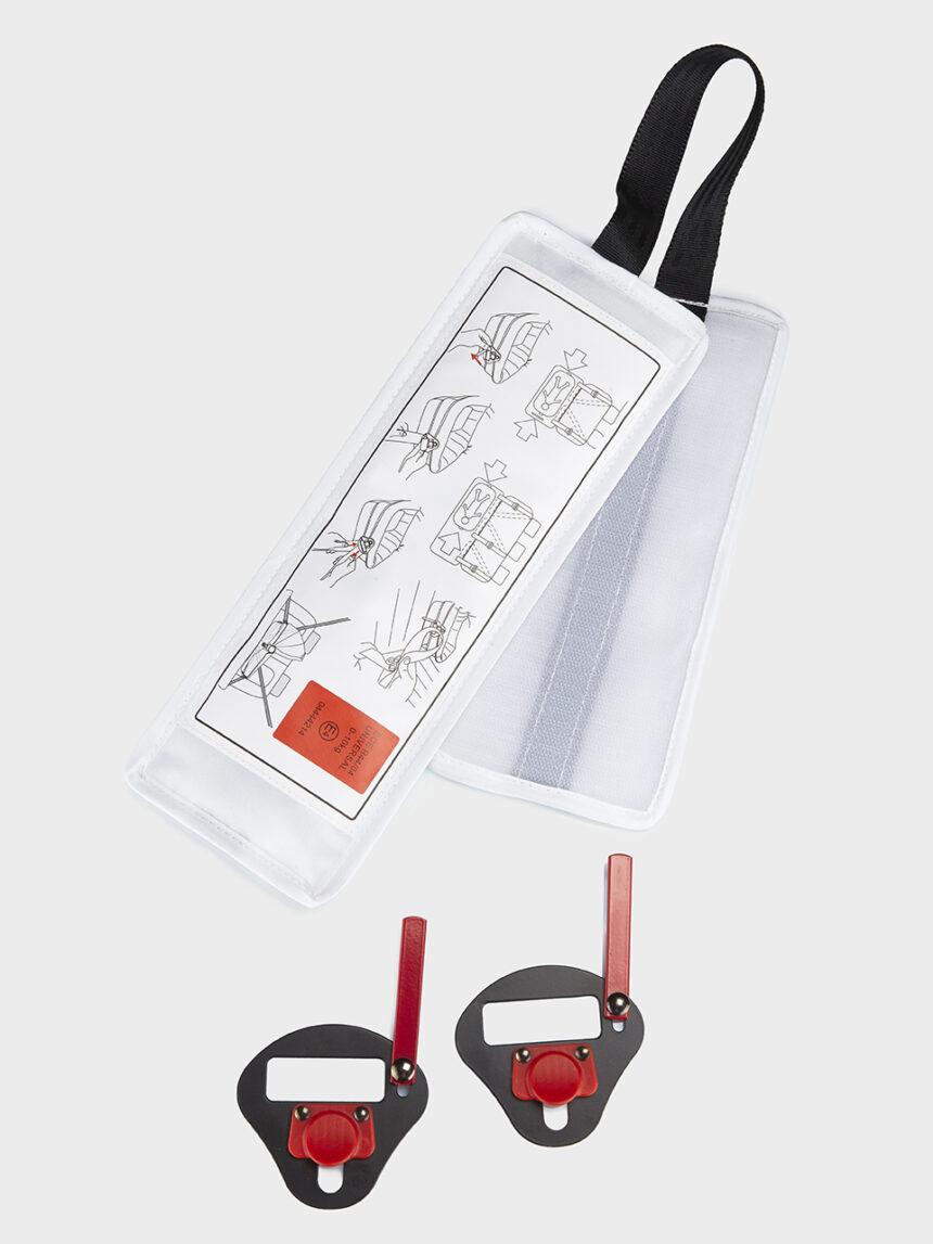 Kit de segurança para carro de gr. 0 a kg. 10 - Giordani