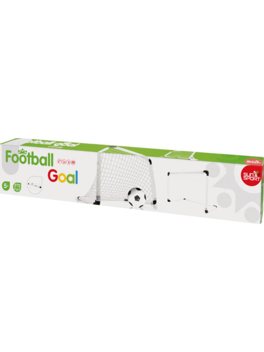 Sol e esporte - gol de futebol dobrável - Sun&Sport