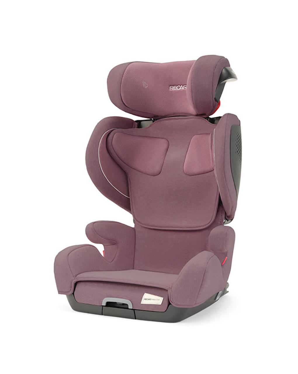 Cadeirinha auto recaro mako elite - primeiro rosa pálido - Recaro