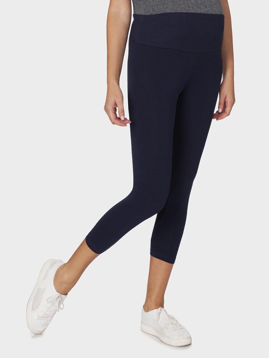 Leggings com 3/4 perna - Prénatal