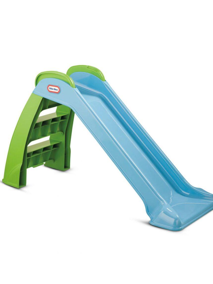 Little tikes - primeiro slide azul - Little tikes
