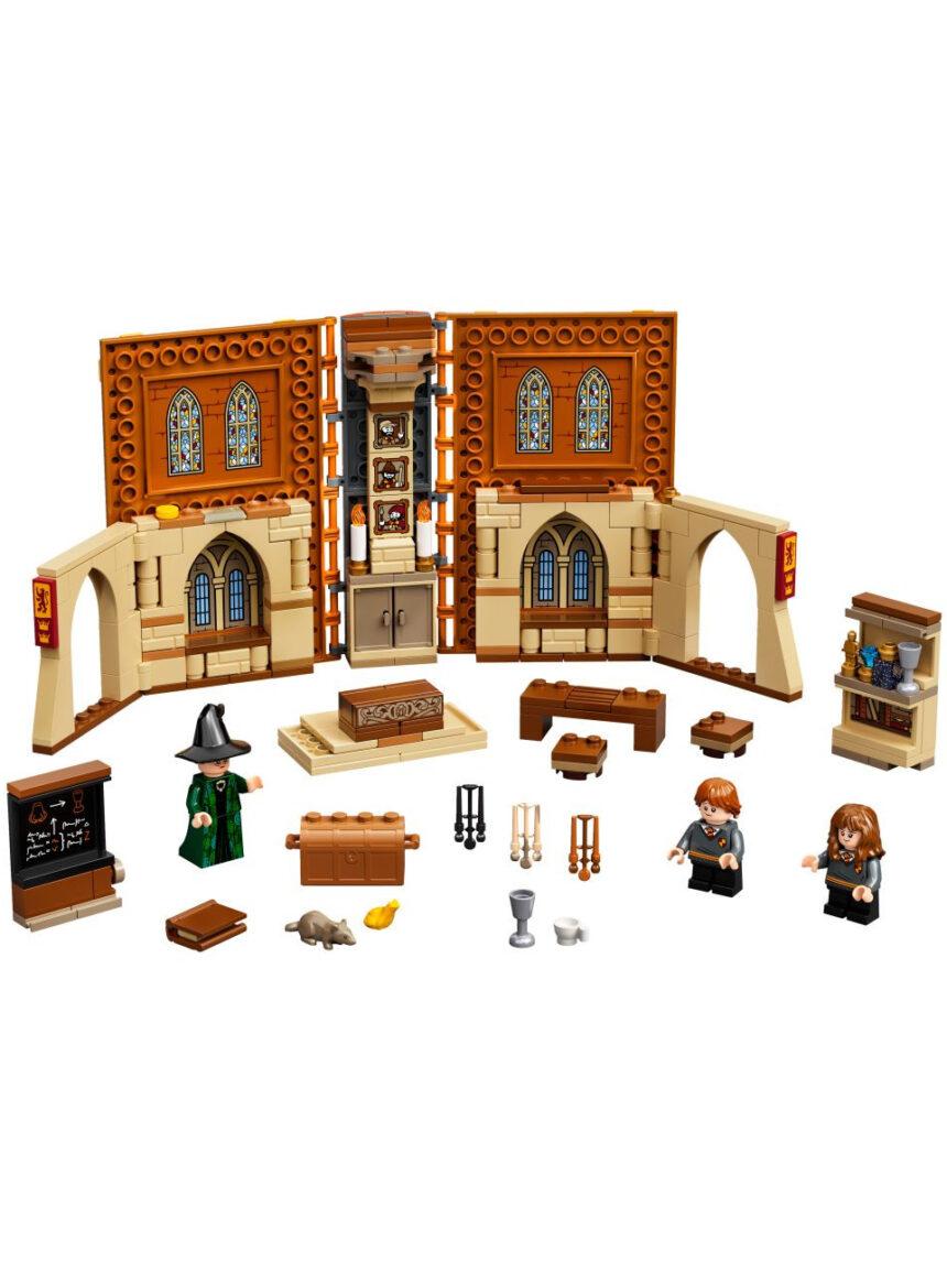 Lego harry potter tm - aula de transfiguração em hogwarts ™ - 76382 - LEGO