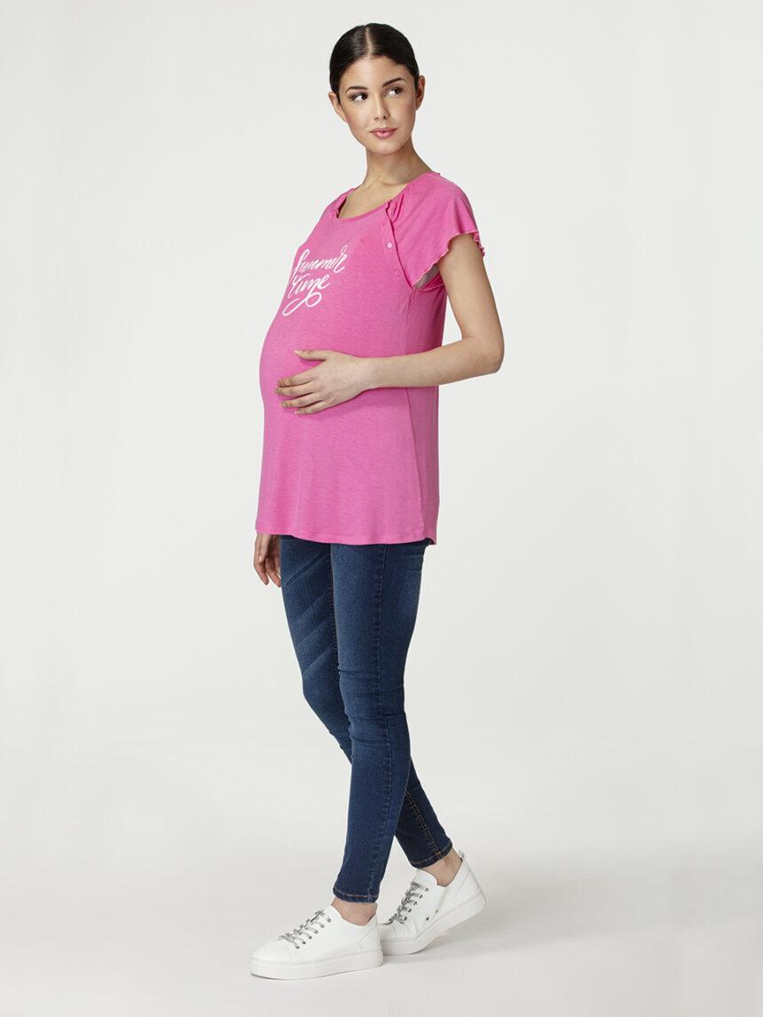 Camiseta de amamentação - Prénatal