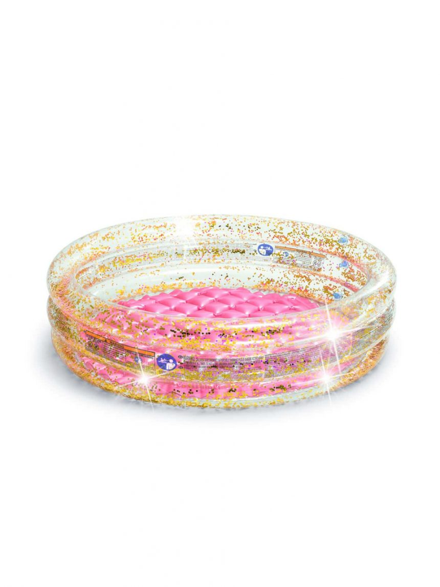 Intex - piscina baby glitter 86x25 cm - Intex