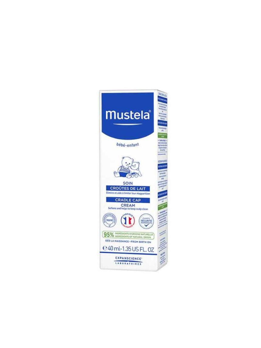 Tratamento de crosta de leite 40ml - Mustela
