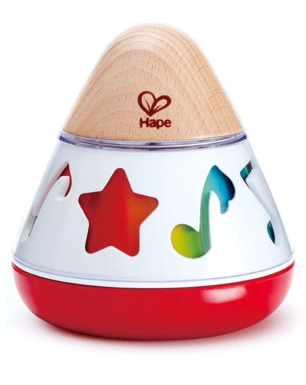 Hape - caixa de música giratória - Hape
