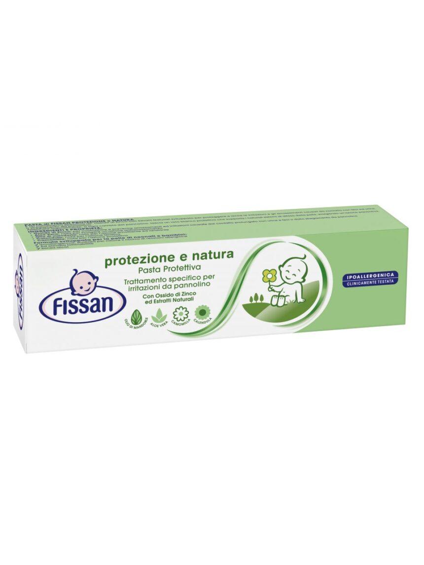 Fixan proteção e pasta natural 75 ml - Fissan
