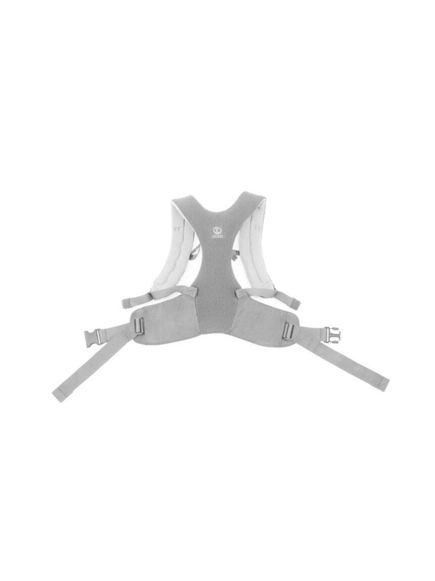 Marsupio anterior sticks® mycarrier ™ malha cinza - Stokke