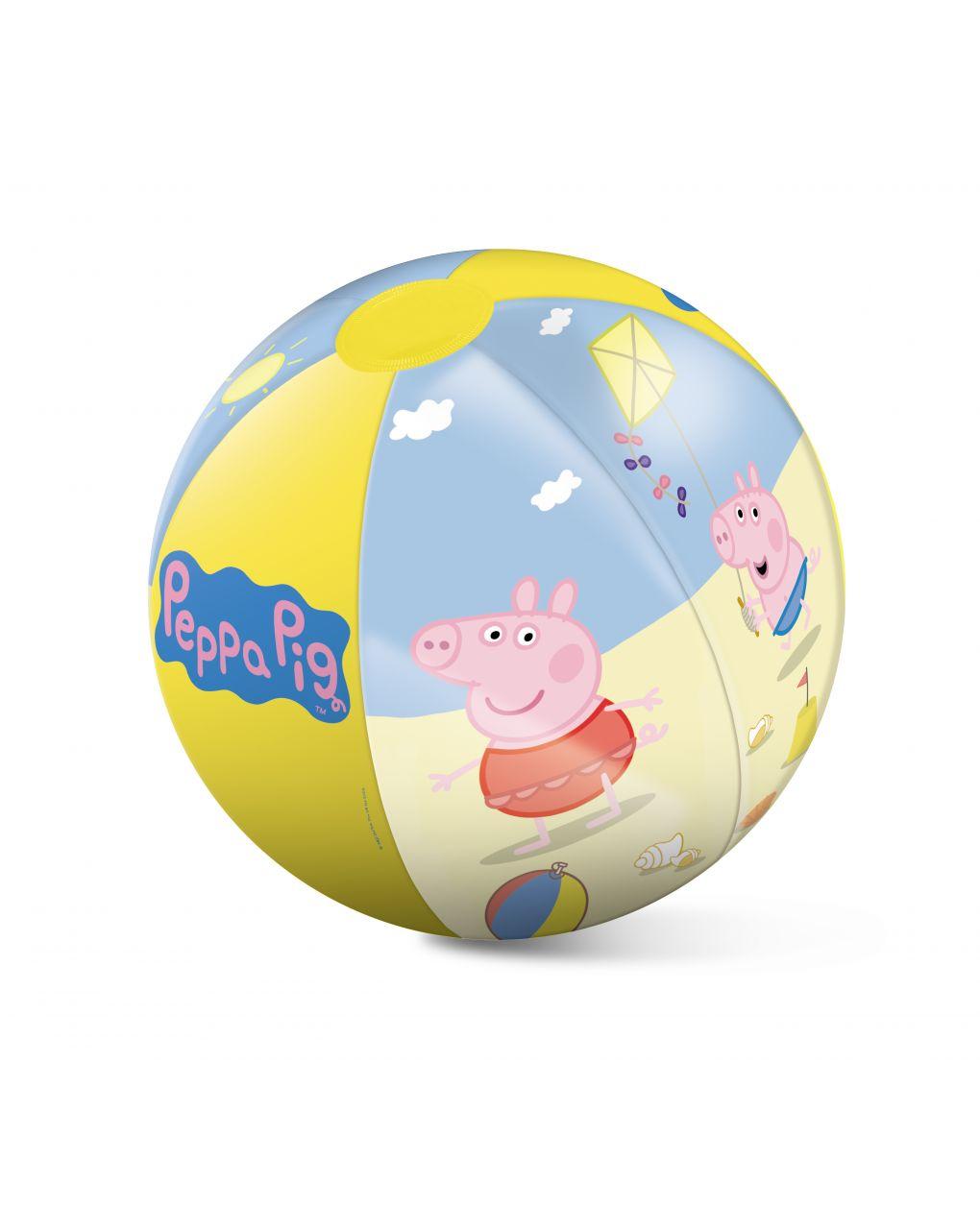 Mondo - bola inflável peppa pig d. 50 cm - Mondo