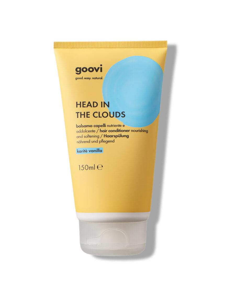 Condicionador de cabelo e baunilha de karité - 150 ml - Goovi