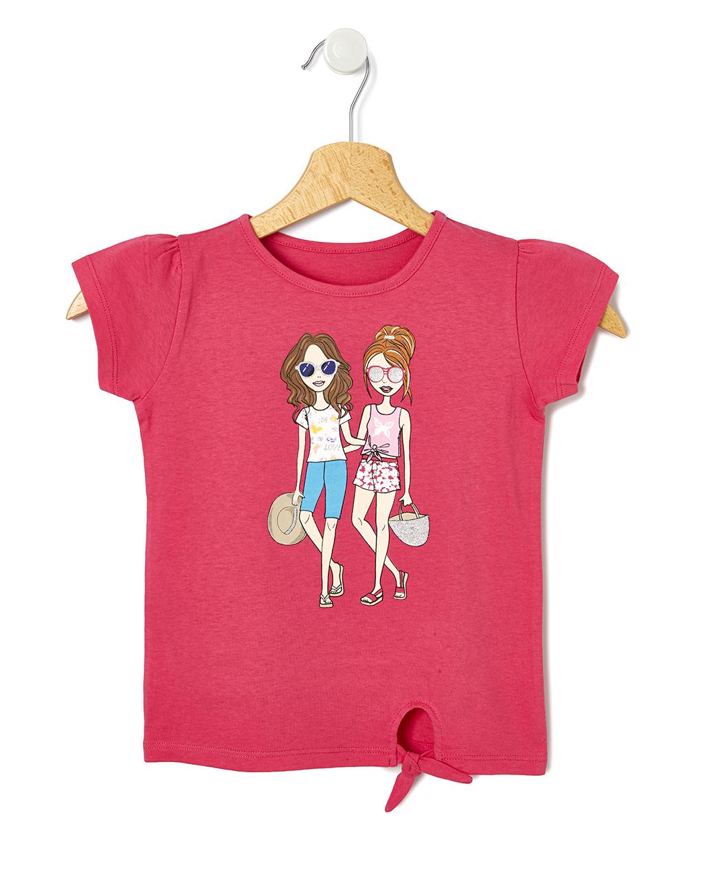 Camiseta com estampa - Prénatal