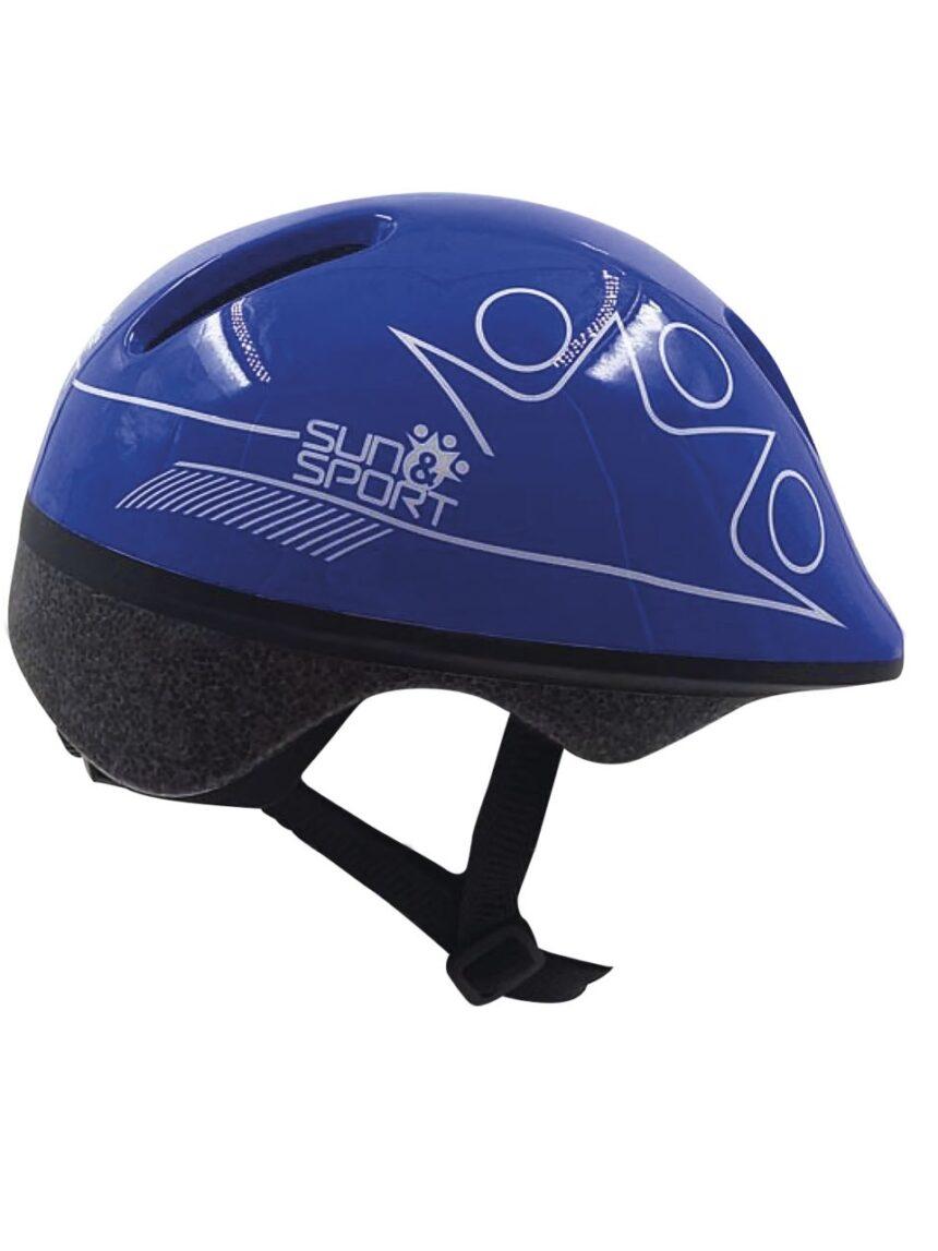 Sol e esporte - capacete de menino - Sun&Sport