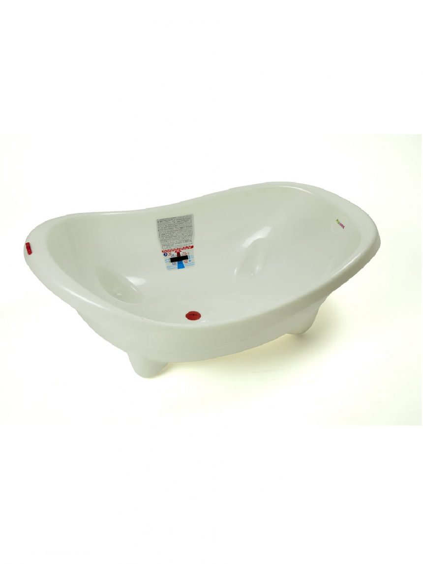 Banheira soap bubble branca - Giordani
