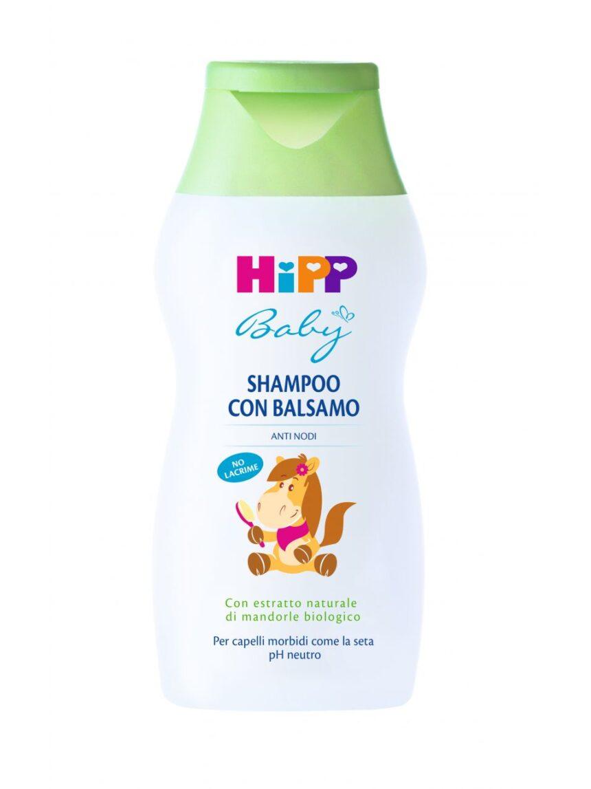 Shampoo com condicionador 200 ml - Hipp