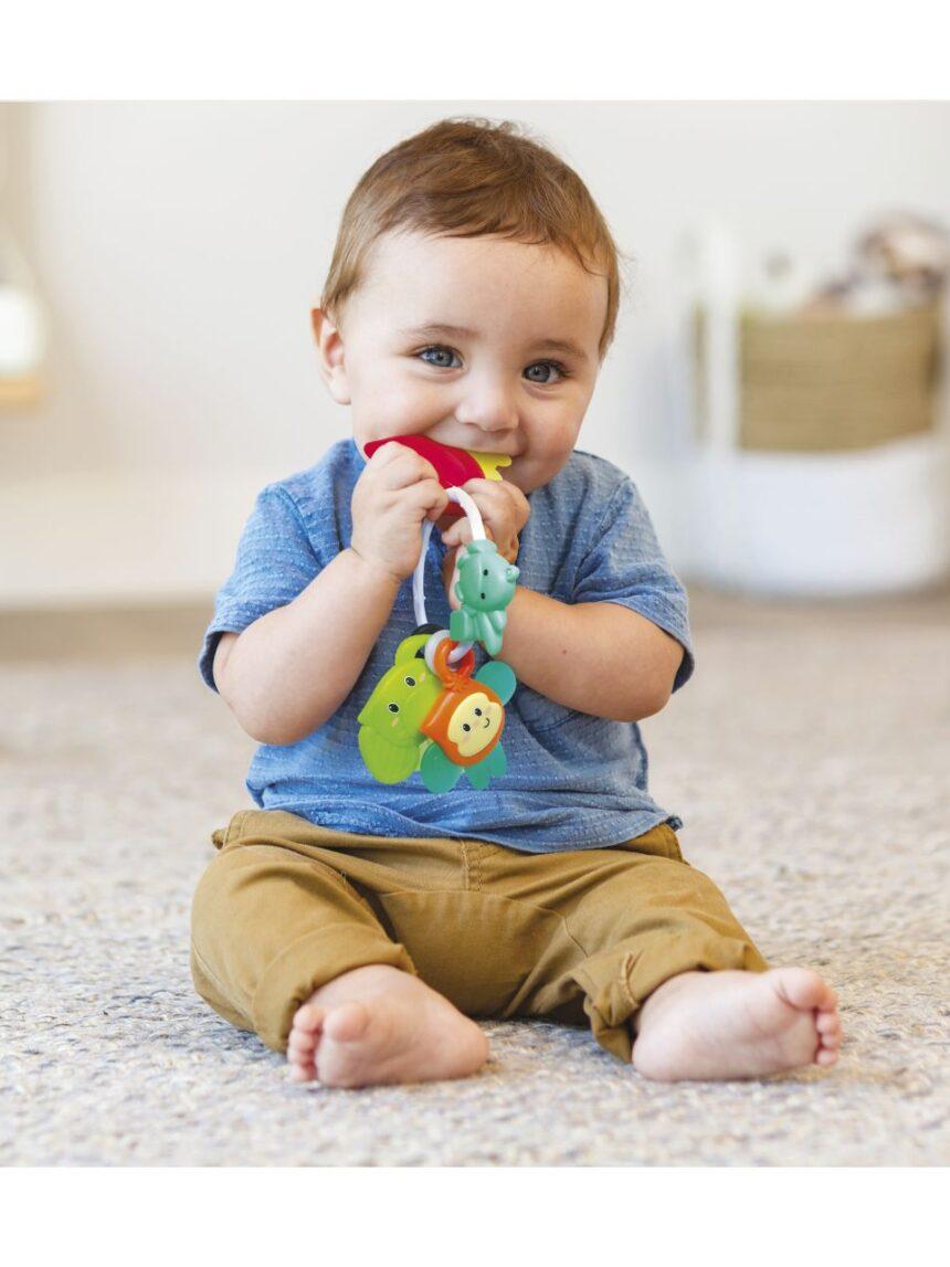 Bebês - animais mordedores - Infantino