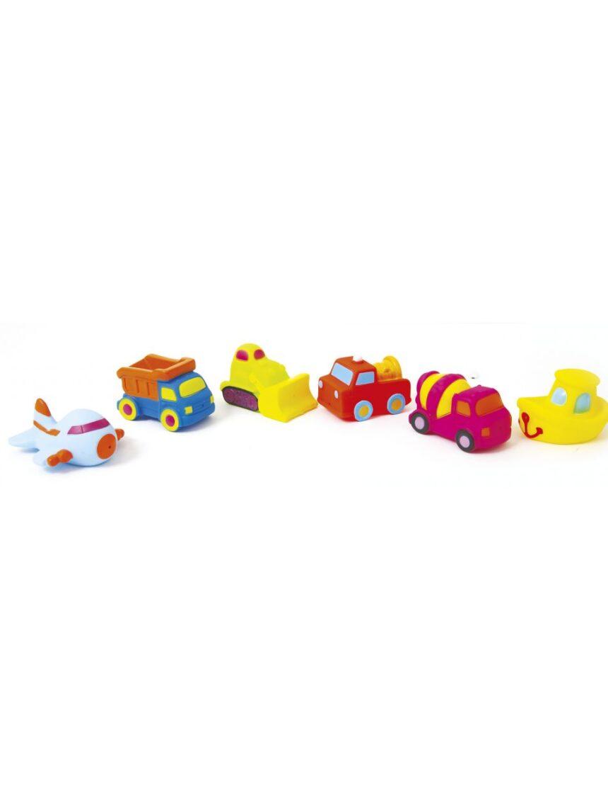 Sorriso de bebê - jogo de banheiro de veículos - Baby Smile