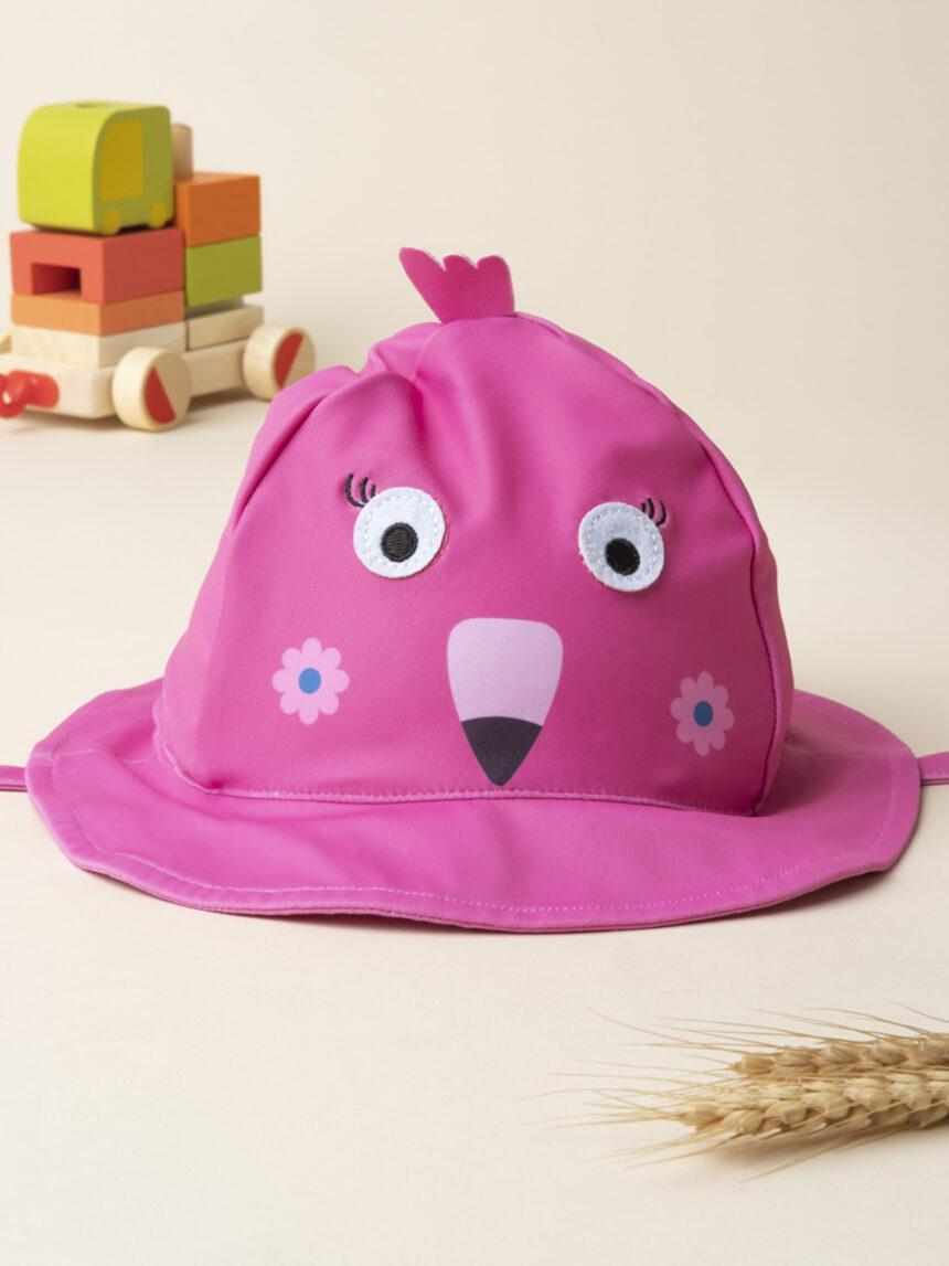 """Chapéu de menino """"flamingo"""" - Prénatal"""