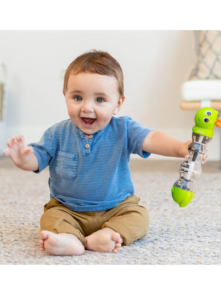 Infantino - chocalho de lagarta - Infantino