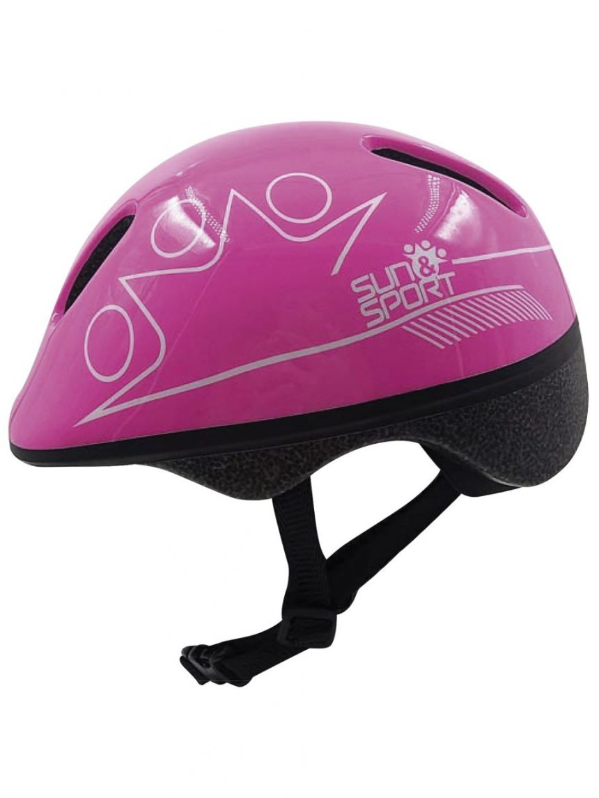 Sol e esporte - capacete feminino - Sun&Sport
