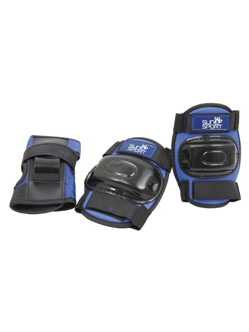 Sol e esporte - conjunto de proteção para menino - Sun&Sport