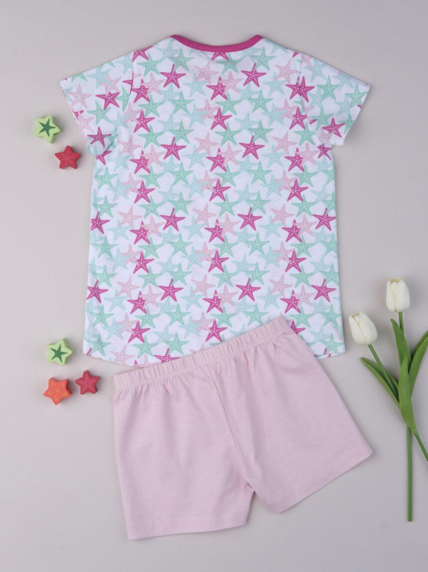 "Pijama de menina ""estrela"" - Prénatal"