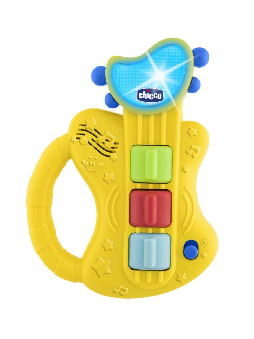 Chicco - primeiro jogo de guitarra musical - Chicco