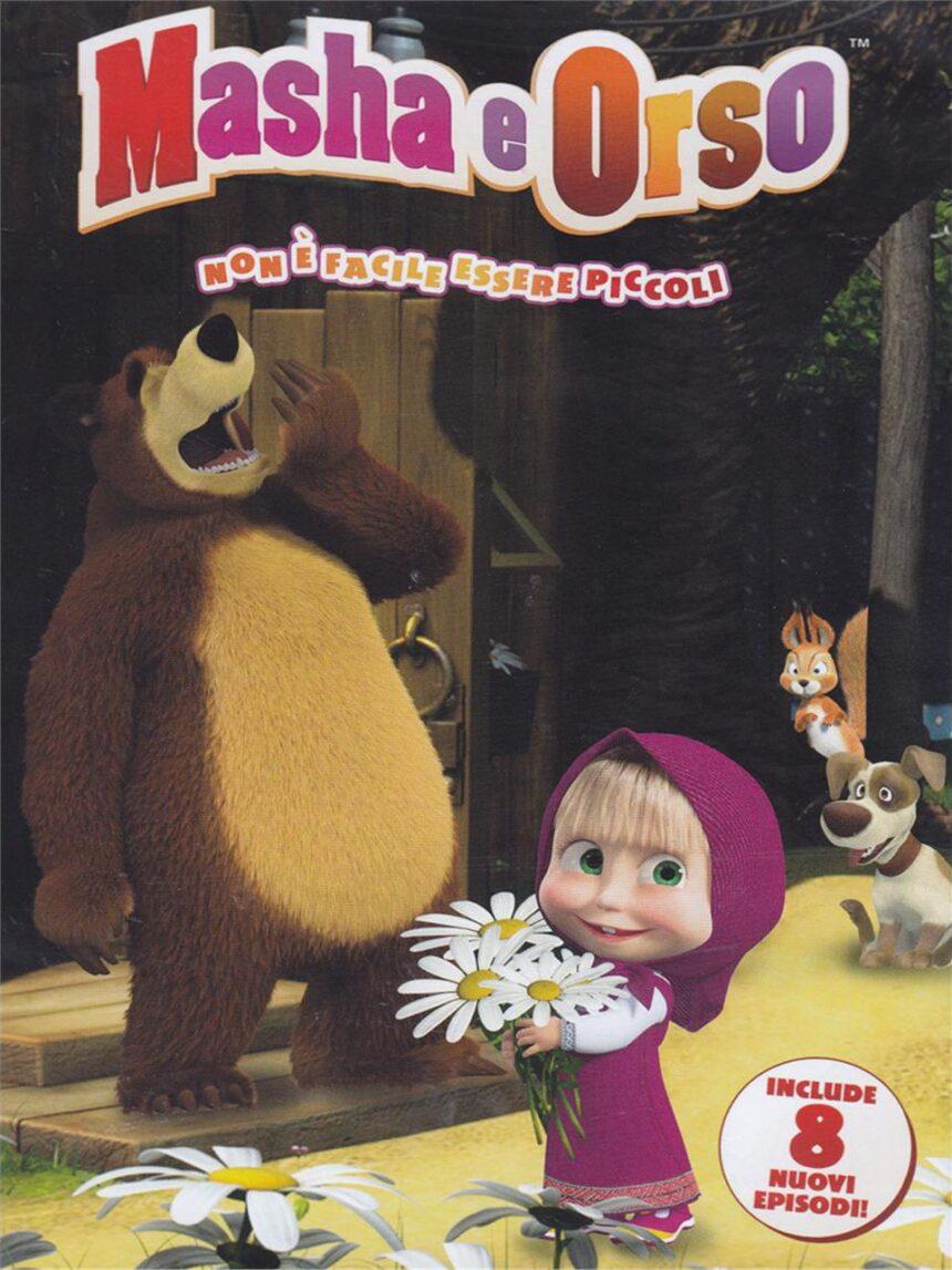 Dvd masha e o urso - temporada 02 # 03 - Video Delta