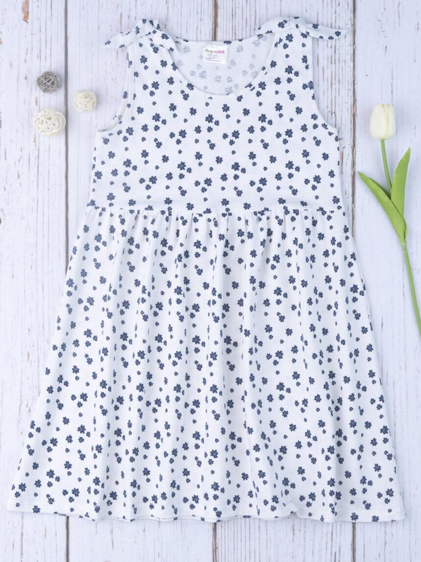 """Vestido """"flor"""" azul - Prénatal"""