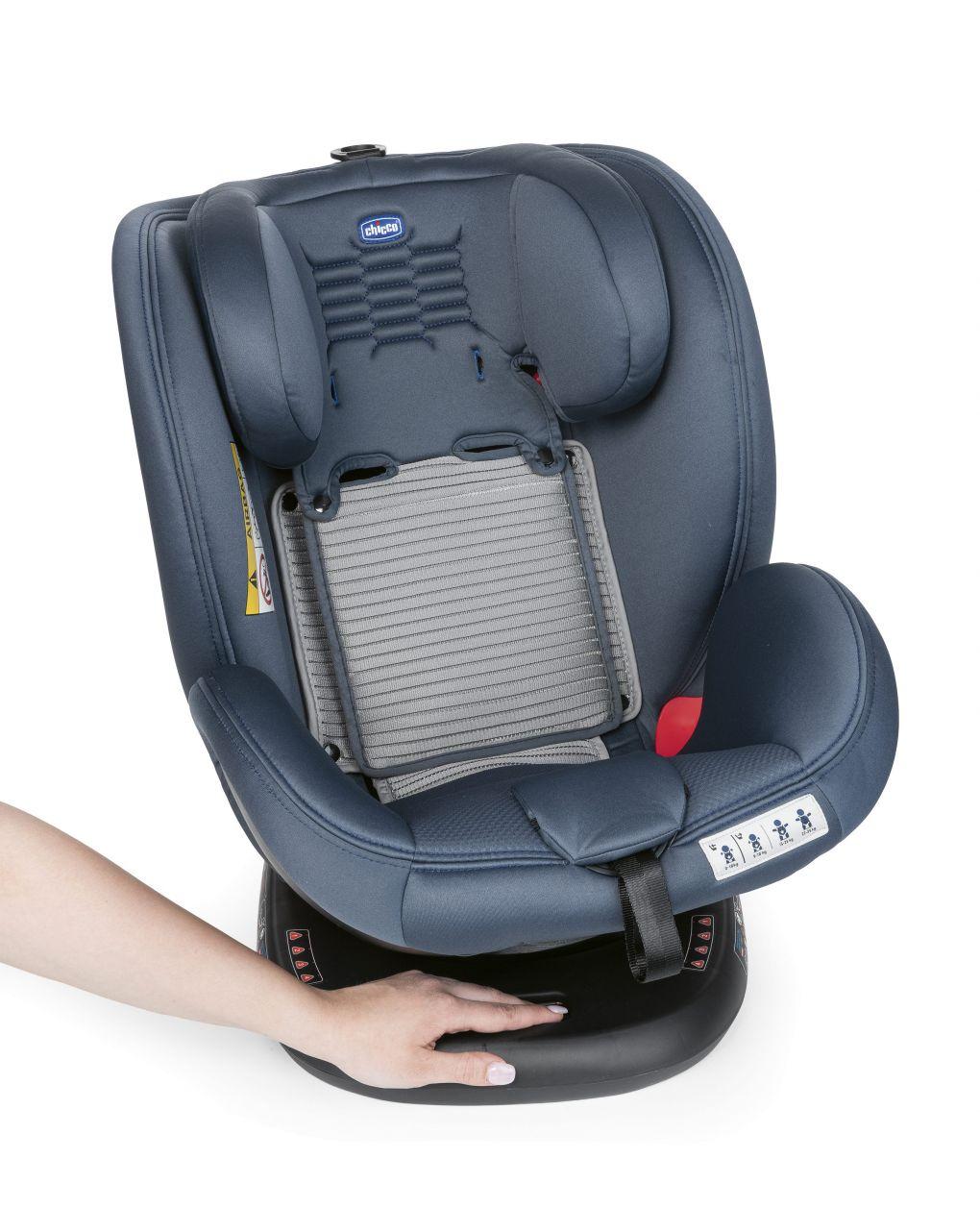 Assento seggiolino 4fix air ink air - Chicco
