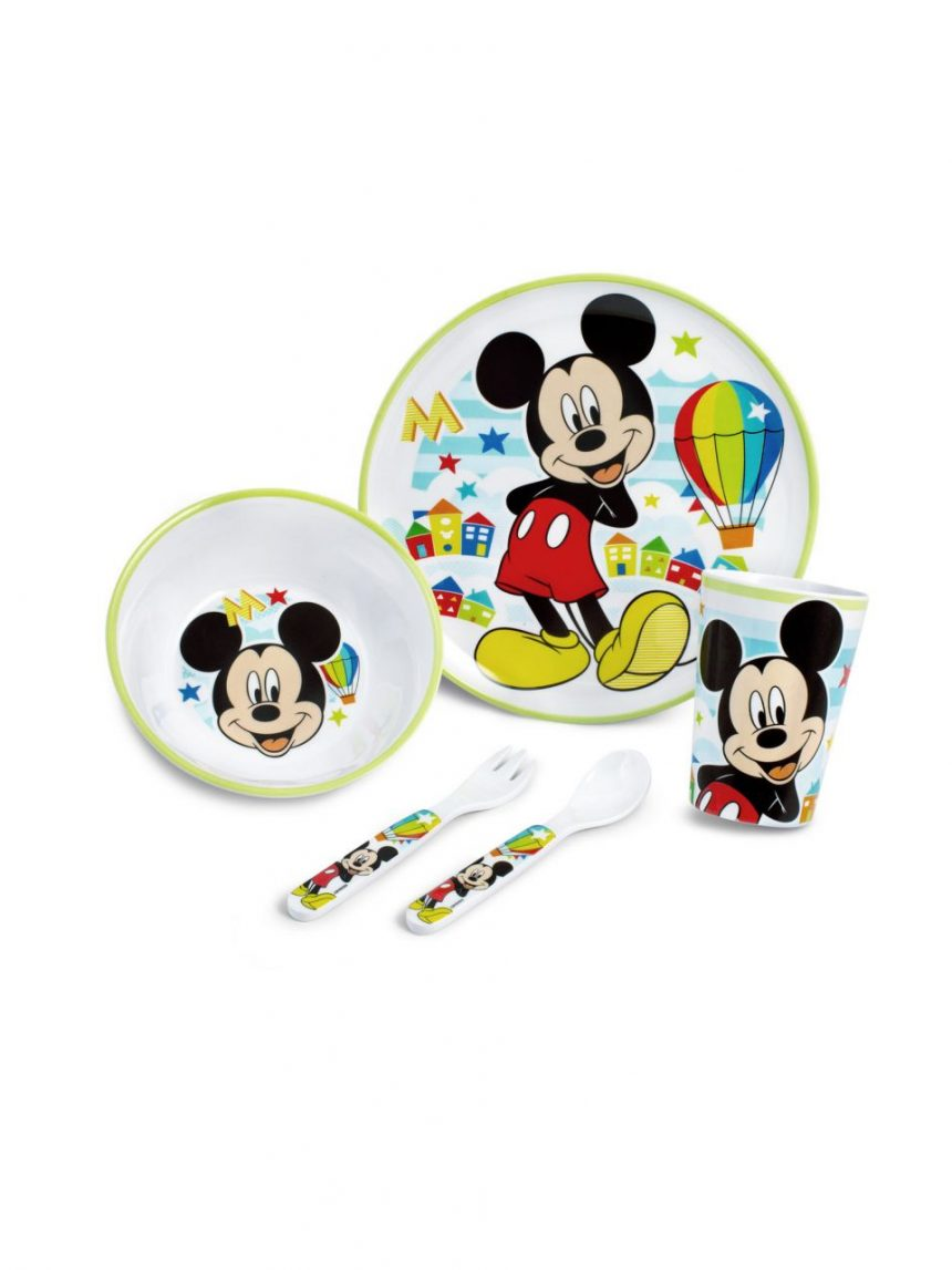 Defina 5 pezzi mickey simplesmente - Lulabi Disney