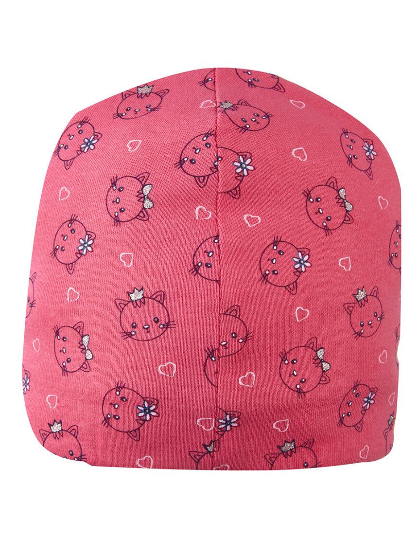 Chapéu de malha com estampa allover - Prénatal