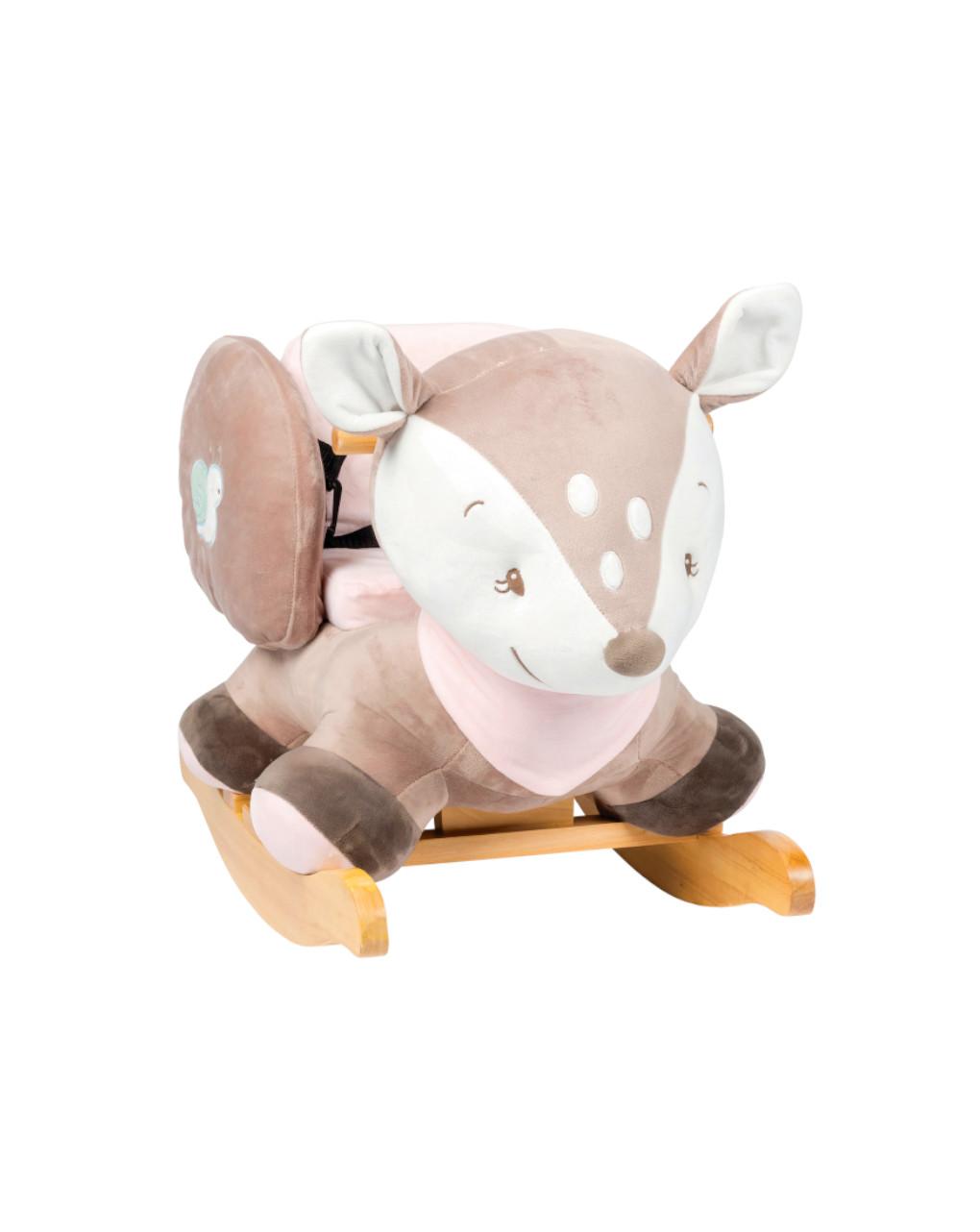 Nattou - rocking fanny il bambi - Nattou