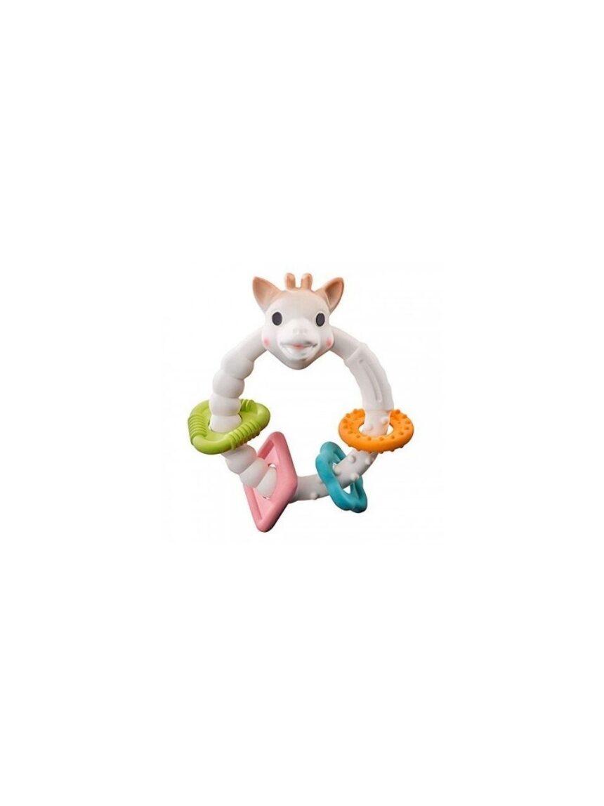 Vulli - argola de dentição colorida de sophie la girafe - SOPHIE LA GIRAFE