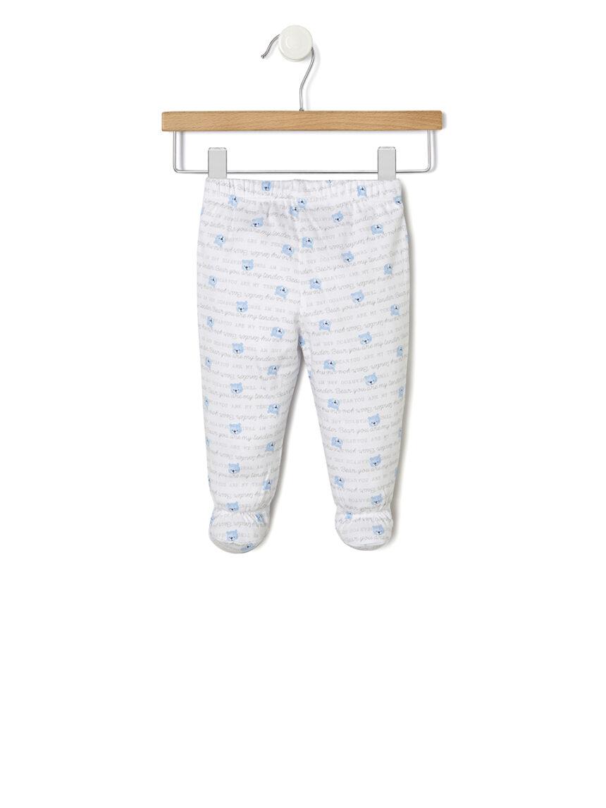 Pacote de 2 ternos azuis com ursos - Prénatal