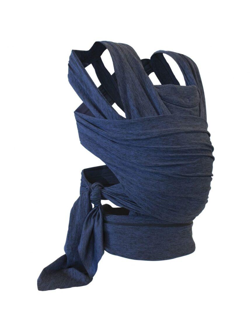 Boppy confortável portabebè - azul - Boppy