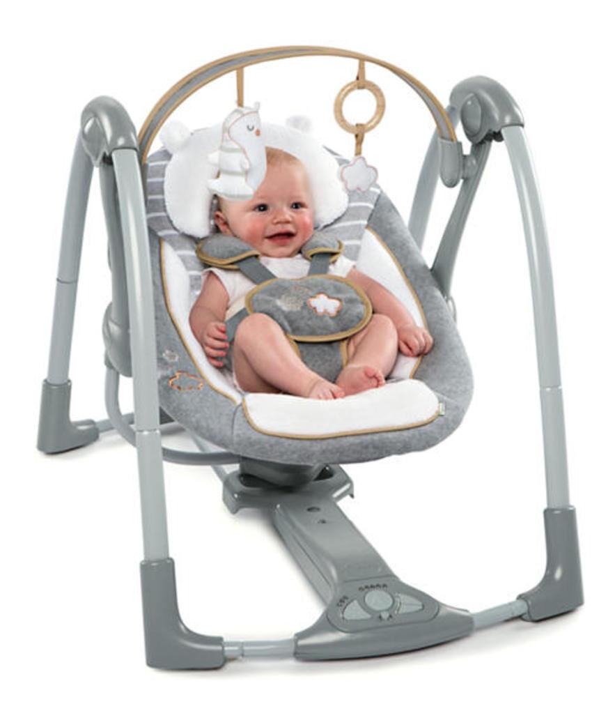 Swing'n go lindo teddy swing - Ingenuity
