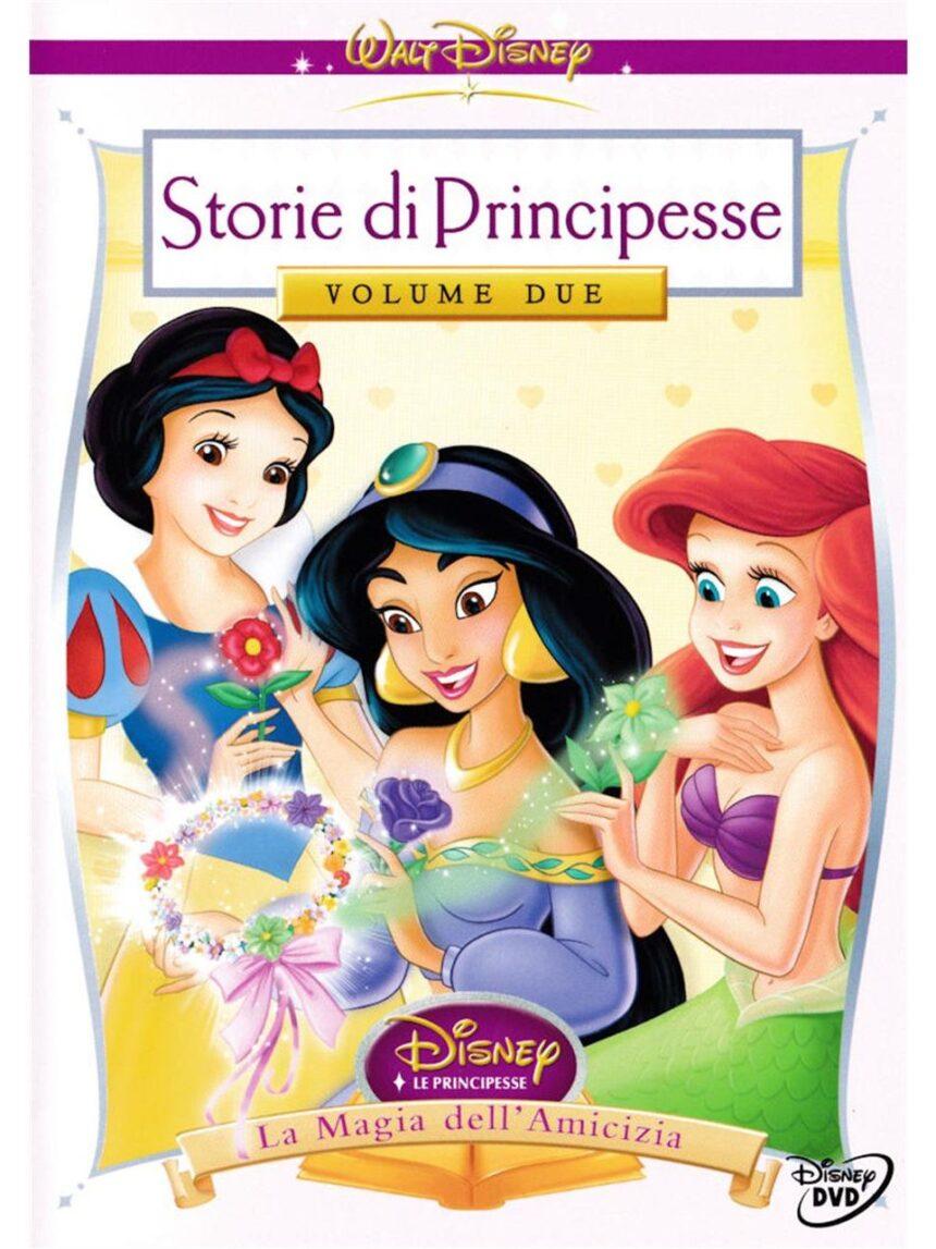 Disney princess stories dvd # 02 - Disney