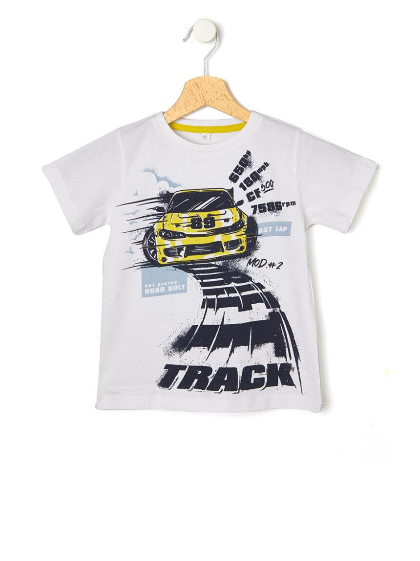 Camiseta stampa rally - Prénatal