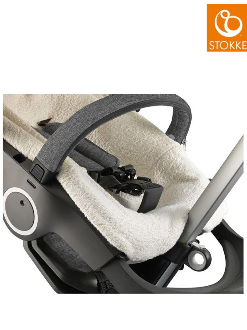 Capa de assento de esponja para carrinho - Stokke