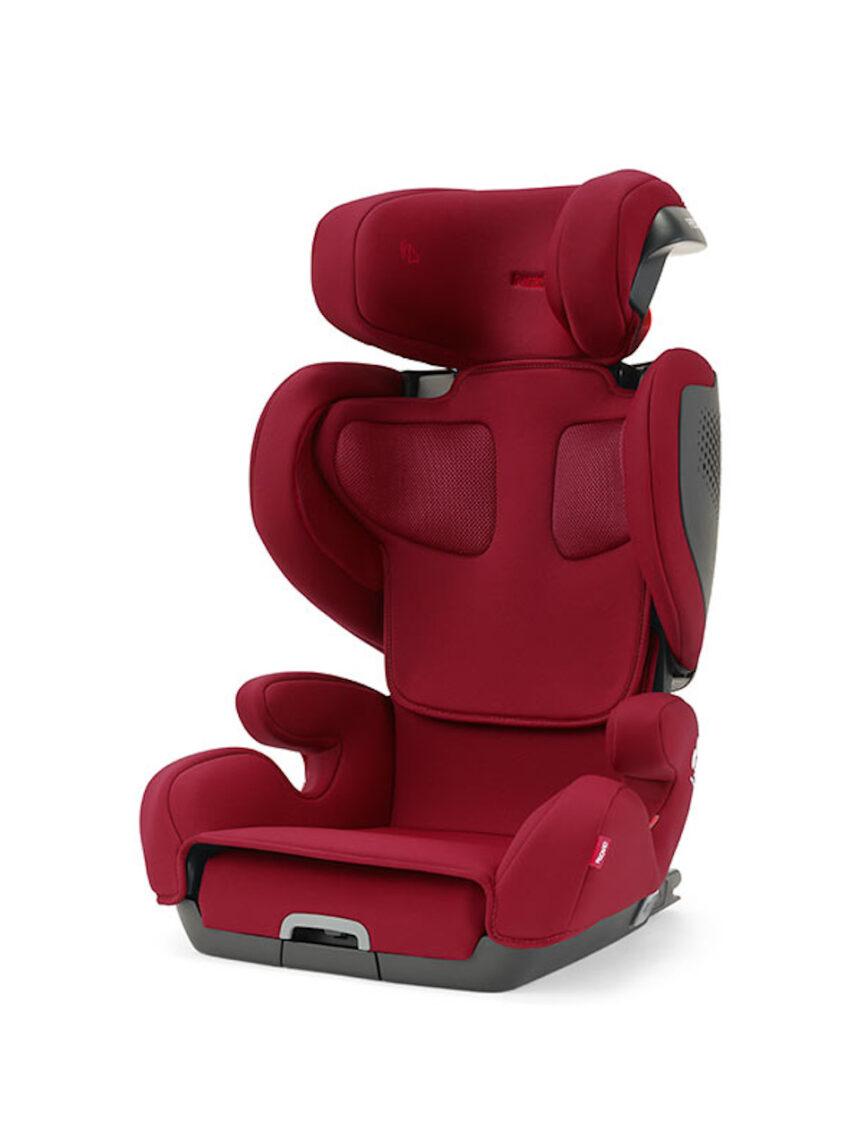 Assento auto recaro mako elite - selecione vermelho granada - Recaro