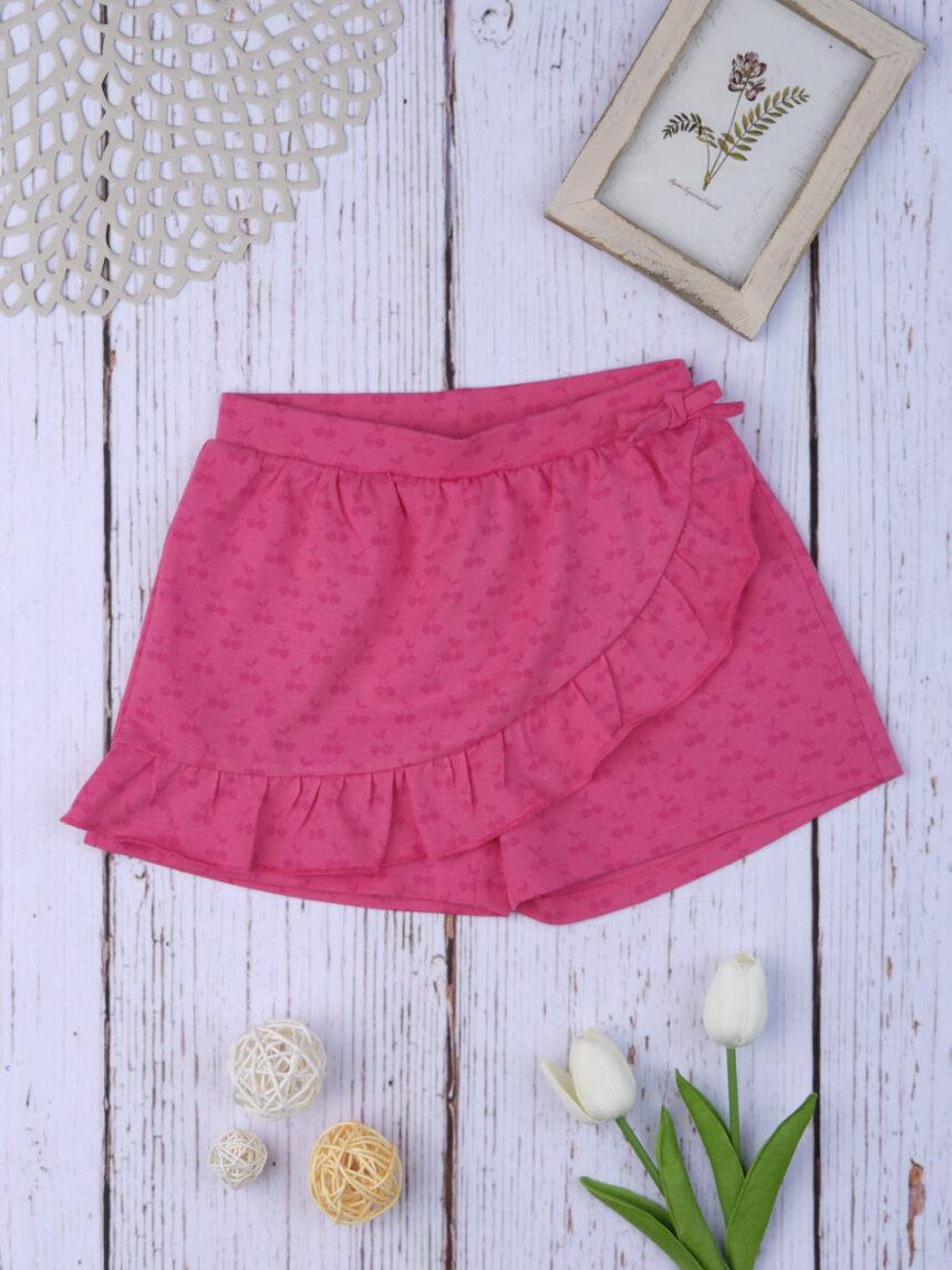 Shorts vão ficar rosa - Prénatal