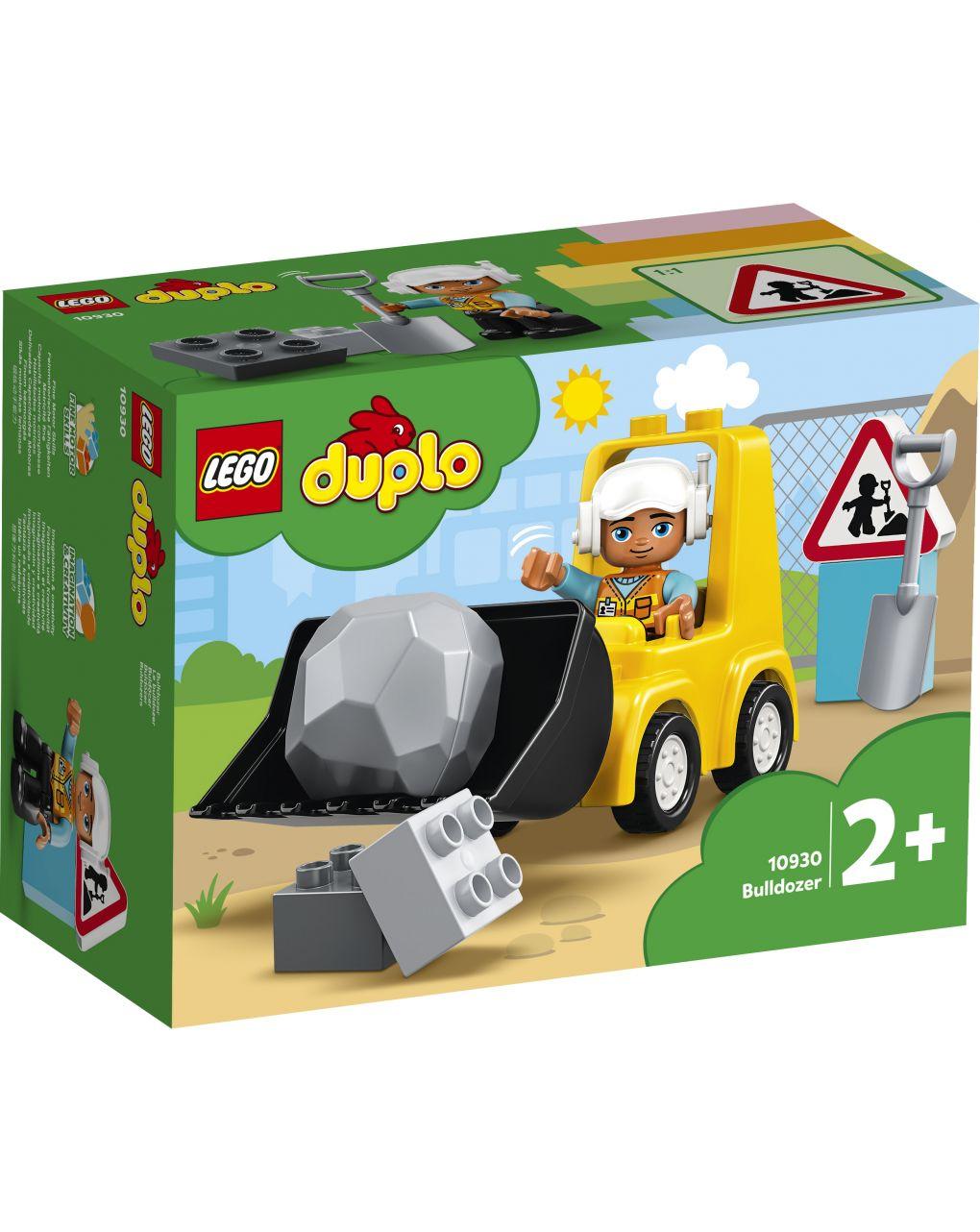 Duplo - bulldozer - 10930 - LEGO Duplo