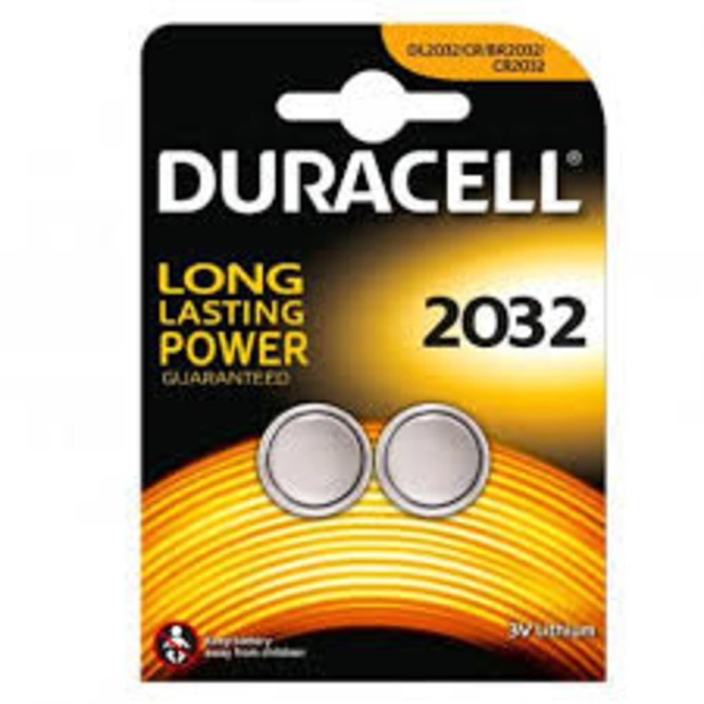 Bateria 2032 b2 - Duracell